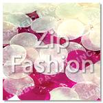 zip fashion raw shells capiz shells